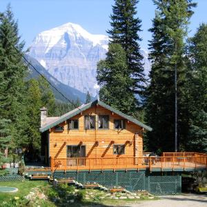 Hotel Pictures: Mountain River Lodge, Mount Robson