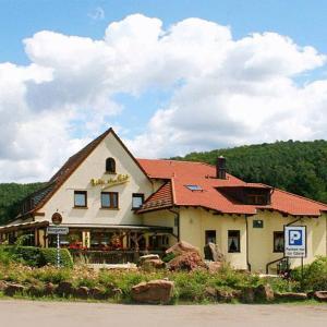 Hotel Pictures: Landgasthaus Am Frauenstein, Hinterweidenthal