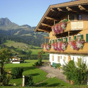 Hotellikuvia: Vorderstockerhof, Sankt Johann in Tirol
