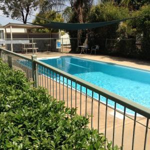 Fotos do Hotel: Horseshoe Motor Village, Wagga Wagga