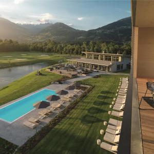 Hotellbilder: Dolomitengolf Suites, Lavant