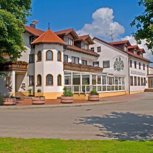 Hotelbilleder: Hotel Zum Fischerwirt, Baindlkirch