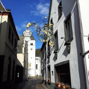Hotelbilleder: Hotel Weinhaus Am Stiftstor, Treis-Karden