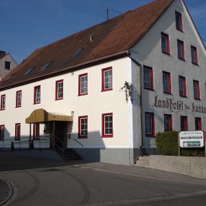 Hotelbilleder: Landhotel zur Kanne, Neresheim