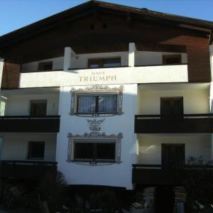 Hotellikuvia: Haus Triumph, Pettneu am Arlberg