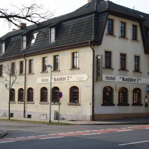 Hotelbilleder: Hotel Kajüte 7, Lutherstadt Wittenberg