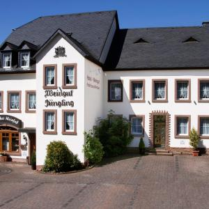 Hotelbilleder: Gästehaus Weingut - Fröhliches Weinfass, Kenn