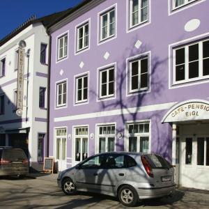 Fotografie hotelů: Kaffee/Pension Eigl/Müssauer, Litschau