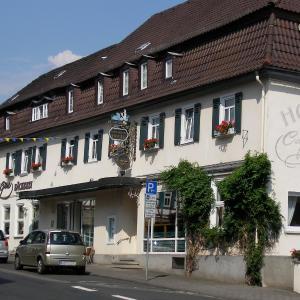 Hotelbilleder: Unser kleines Hotel Café Göbel, Laubach