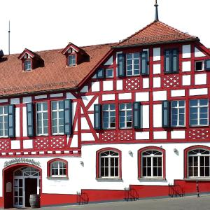 Hotelbilleder: Domherrenhof, Nieder-Olm