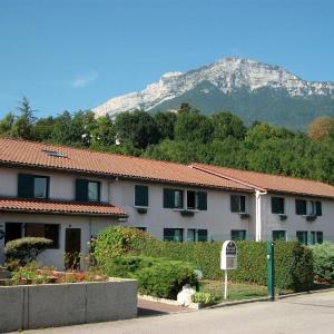 Hotel Pictures: Kyriad Grenoble Sud - Seyssins, Seyssins