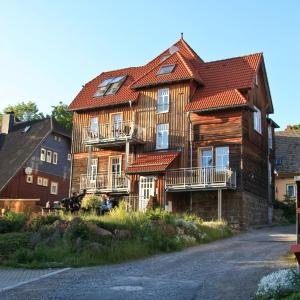 Hotel Pictures: Ferienwohnung am Brocken, Schierke
