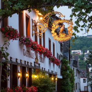 Hotelbilleder: Landgasthaus Zur Kupferkanne, Kobern-Gondorf