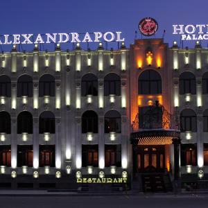 Hotellikuvia: Alexandrapol Palace Hotel, Gyumri
