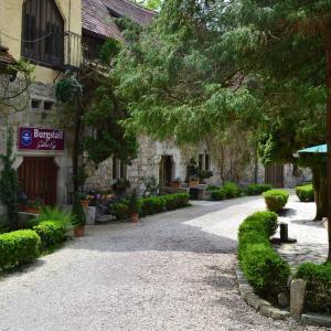 Hotel Pictures: Schlosshotel Burgstall, Metten
