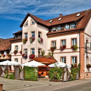 Hotel Pictures: Gasthaus Blume, Willstätt