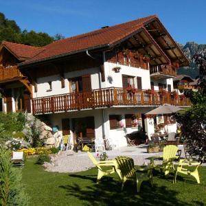 Hotel Pictures: Gîte Le Titlis, Bernex