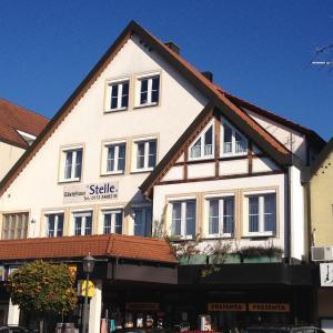 Hotelbilleder: Gästehaus Stelle, Gammertingen