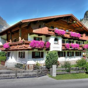 ホテル写真: Haus Alpenrose, レンゲンフェルト