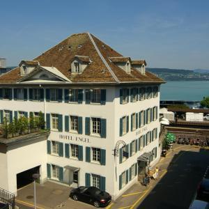 Hotel Pictures: Hotel Engel am Bahnhof, Wädenswil