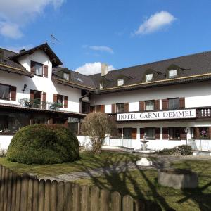 Hotelbilleder: Hotel Garni Demmel, Bruckmühl