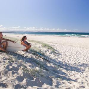 Fotos del hotel: Backpackers Inn On The Beach, Byron Bay