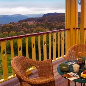 Zdjęcia hotelu: Moments Mountain Retreat, Wentworth Falls