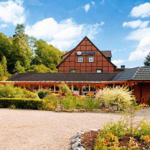 Hotelbilleder: Hotel Weinschänke Rohdental, Hessisch Oldendorf