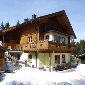 Hotelbilleder: Wildkogelblick Hochkrimml 148, Krimml