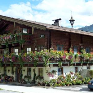 Hotellikuvia: Reichensberghof, Uttendorf
