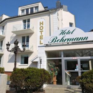 Hotelbilleder: Hotel Behrmann, Hamborg
