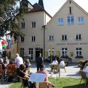 Hotel Pictures: Weisses Ross Garni, Ichenhausen