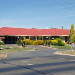 Zdjęcia hotelu: Pines Country Club Motor Inn, Shepparton