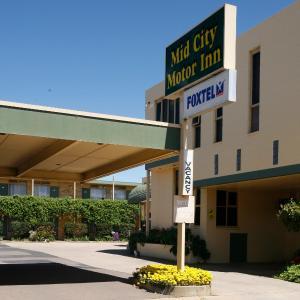 Fotos de l'hotel: Mid City Motor Inn Queanbeyan, Queanbeyan