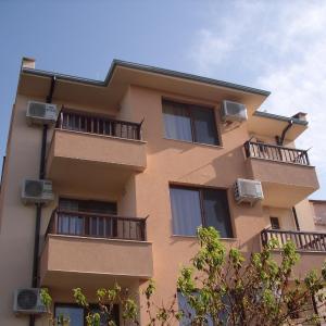 Hotellikuvia: Family Hotel Malibu, Chernomorets