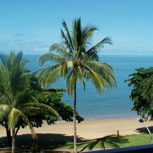 酒店图片: Beachfront Apartments on Trinity Beach, 三一海滩