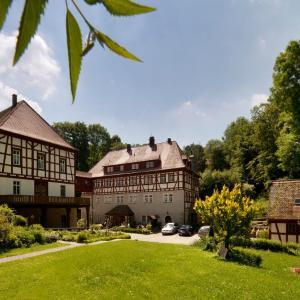 Hotelbilleder: Waldgasthof Wildbad, Burgbernheim