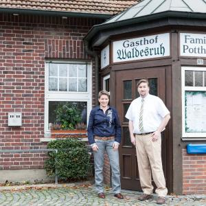 Hotel Pictures: Gasthof Waldesruh, Saerbeck