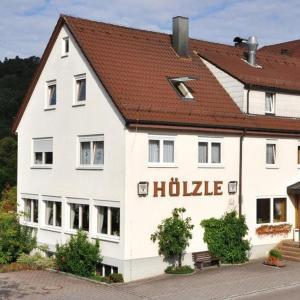 Hotelbilleder: Landgasthof Hölzle, Waldstetten