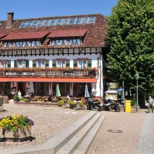 Hotel Pictures: Hotel Hirschen, Sankt Peter
