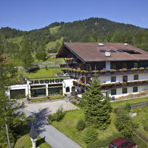 Foto Hotel: Apartmenthaus Jagdhof, Reith bei Seefeld