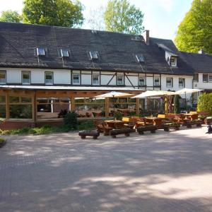 Hotelbilleder: Gaststätte & Pension Oelmuehle, Oberschöna