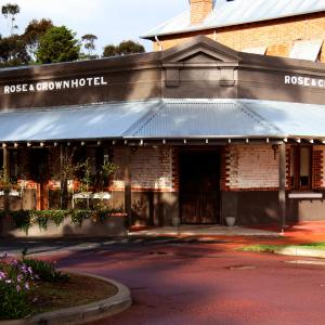 Hotelbilleder: Rose & Crown Hotel, Perth