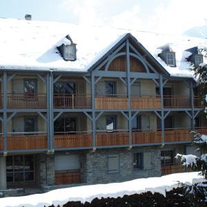 Hotel Pictures: Lagrange Vacances Le Clos Saint Hilaire, Saint-Lary-Soulan