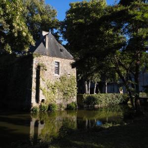 Hotel Pictures: Château de la Cour - Logis St Bômer, Sainte-Gemmes-le-Robert