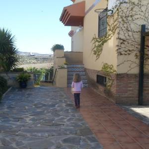 Hotel Pictures: Casa de Las Flores, Alhendín