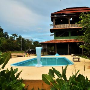 Hotel Pictures: Arawak Jungle Hostel, Iranduba