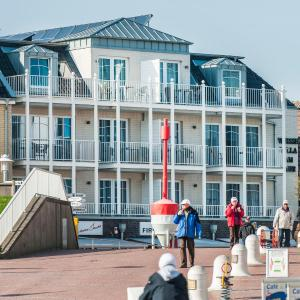 Hotel Pictures: Weisse Villa am Meer, Büsum