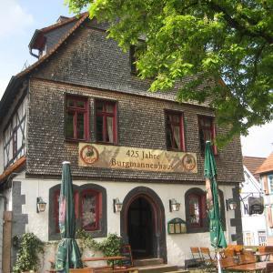 Hotelbilleder: Burgmannenhaus, Steinau an der Straße