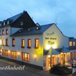 Hotel Pictures: Hotel-Restaurant Maas, Lutzerath